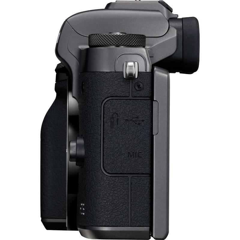 Canon EOS M5_Lato