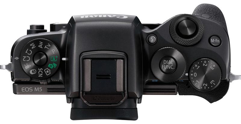 Canon EOS M5_Alto