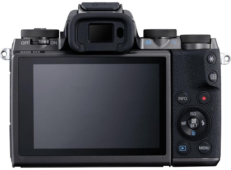 Canon EOS M5_Dietro
