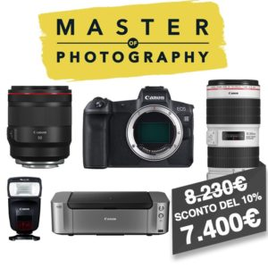 EOS R KIT Master of Photography