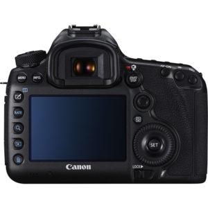 Canon EOS 5Ds Dietro
