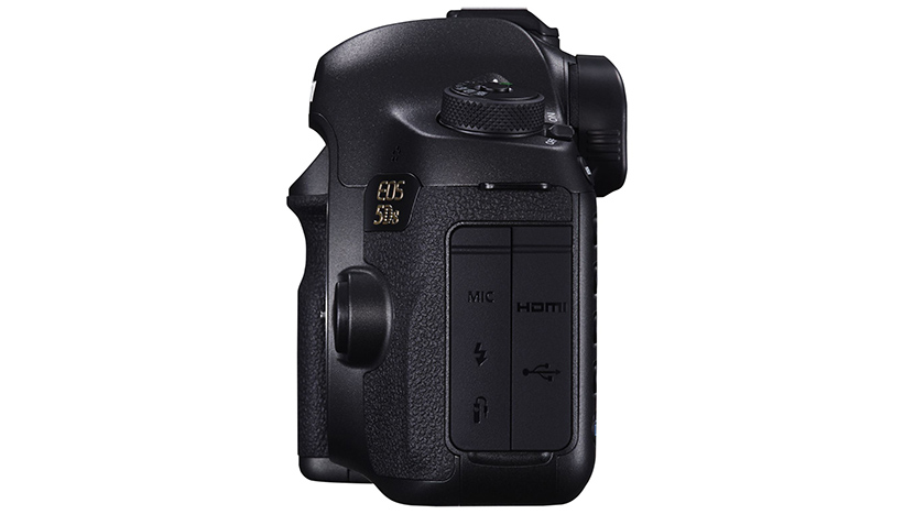Canon EOS 5Ds Sinistra