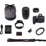 Canon EOS R KIT Open