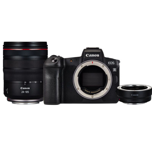 Canon EOS R Front KIT