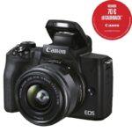 Canon EOS M50 Mark II Summercashback 2021
