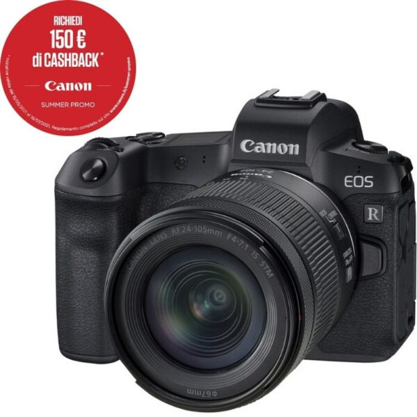 Canon EOS R + RF 24-105 f:4-7.1 IS STM summerchasback 2021