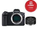 Canon EOS R + obiettivo RF 50mm f:1,8 STM summer cashback 2021