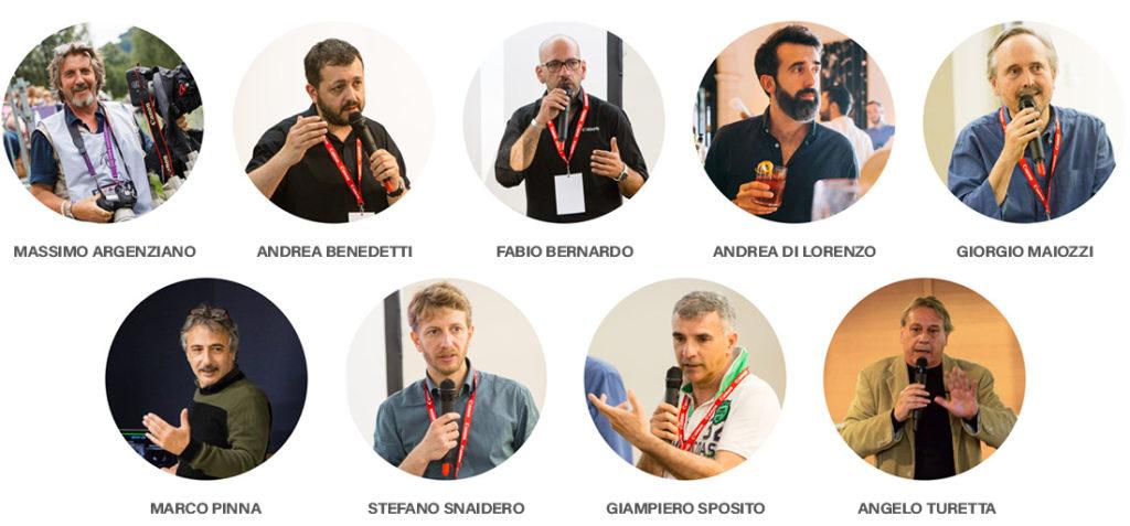 Docenti Camera Service Roma