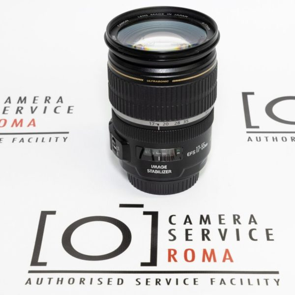 Canon EF-S 17-55 f/2.8 IS USM usato