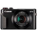 Canon PowerShot G7 X Mark II_fronte