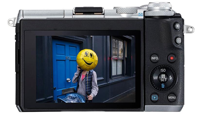 Canon EOS M6_retro
