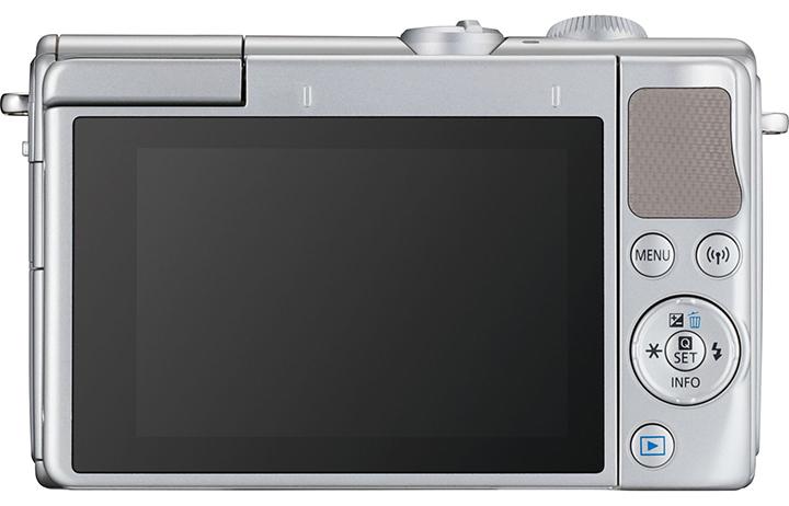 Canon EOS M100_Retro