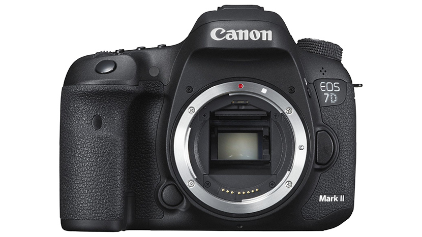 Canon EOS 7D Fronte