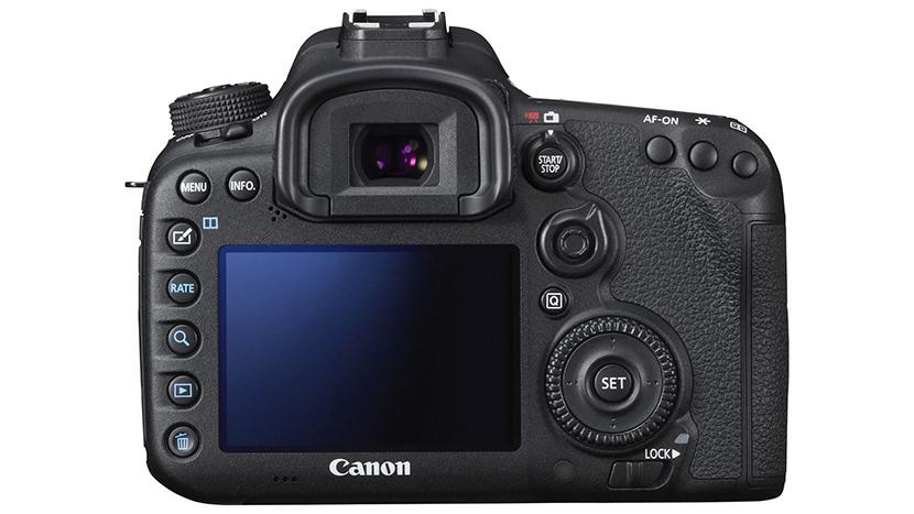 Canon EOS 7D Retro