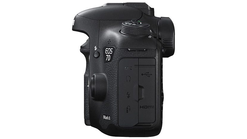 Canon EOS 7D Sinistro