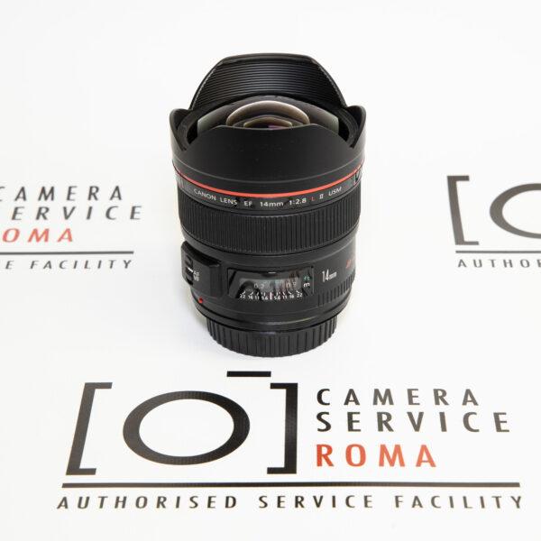 Canon EF 14mm F2.8L II USM copia
