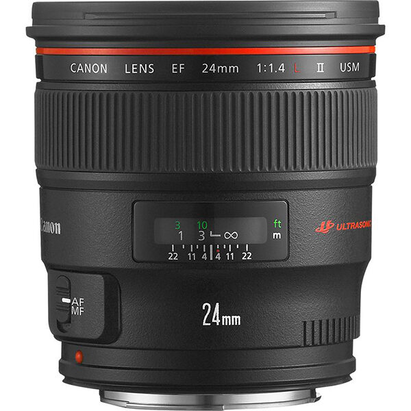 Canon EF 24 mm F1.4L II USM