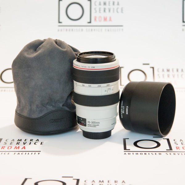 Canon EF 70-300 F4-5.6L IS USM