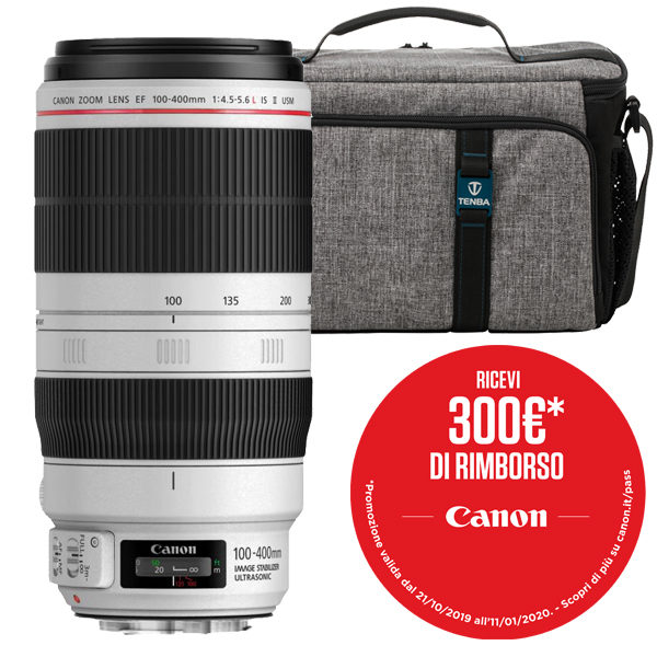 Canon EF 100-400mm Promo Winter