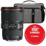 Canon EF 16-35 F4L IS USM Promo