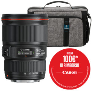Canon EF 16-35 F4L IS USM Promo