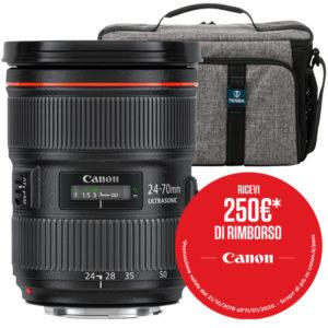 Canon EF 24-70 F2.8L USM Promo Winter