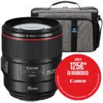 Canon EF 85mm F1.4L IS USM Promo Winter