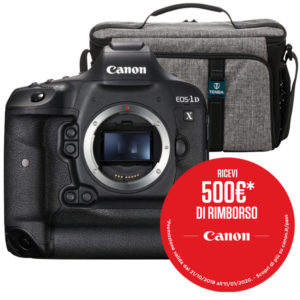 Canon EOS-1D X Mark II Promo Winter