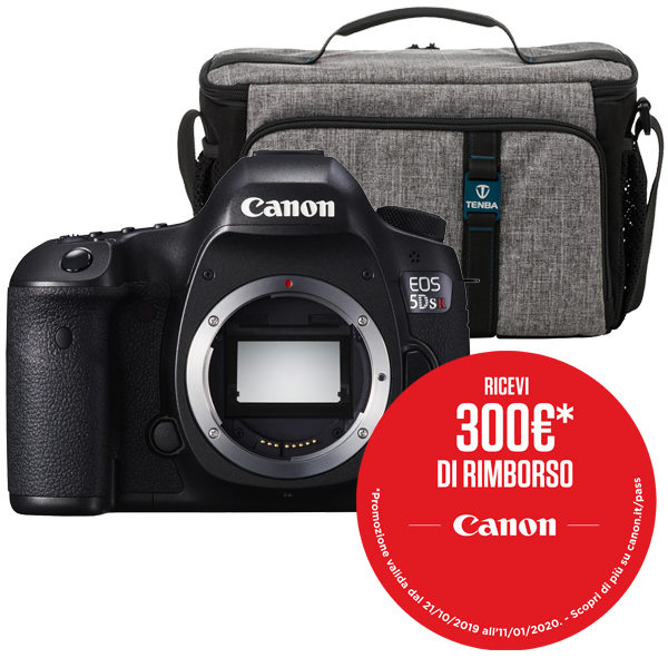 Canon EOS 5DS R Promo Winter