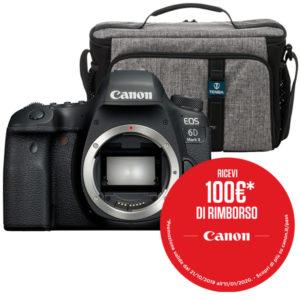 Canon EOS 6D Mark II Promo Winter