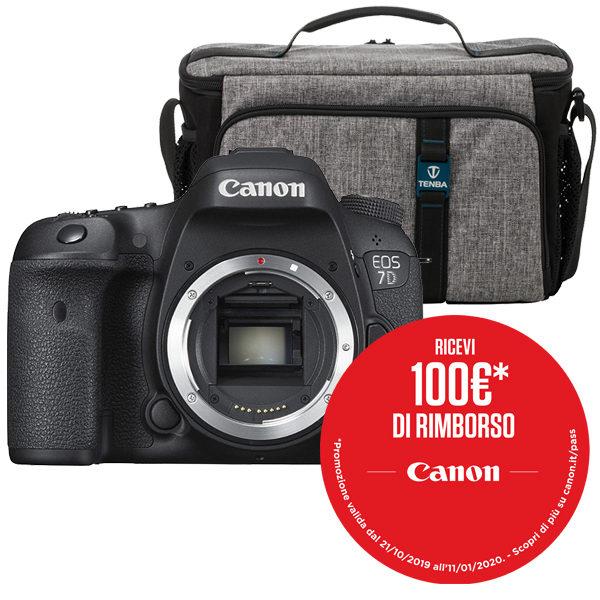 Canon EOS 7D Promo