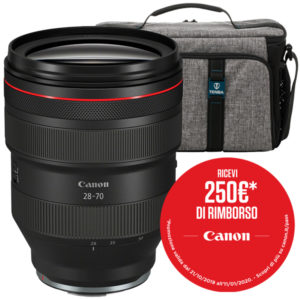 Canon RF 28-70mm F2L USM Promo Winter