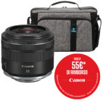 Canon RF 35mm F1.8 STM Promo Winter