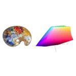 02 – Tavolozza vs spazio colore