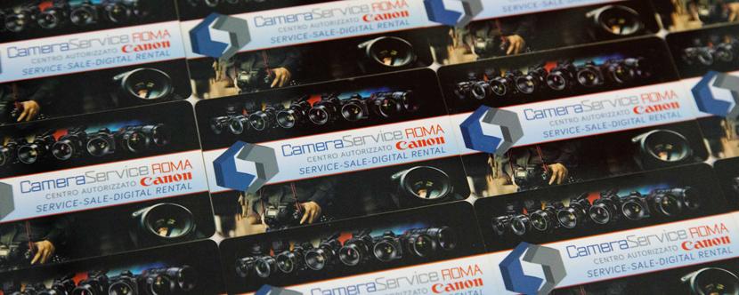 Gift Card Camera Service Roma
