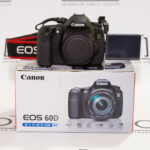 Canon EOS 60D scatola