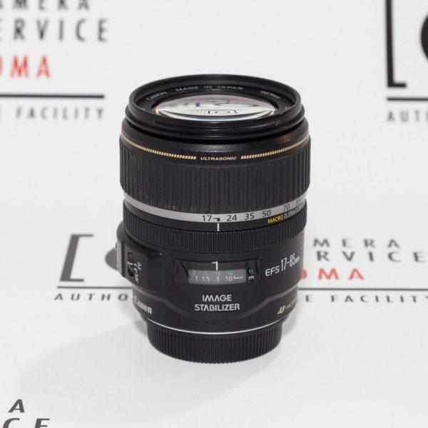 Canon EF-S 17-85mm USM