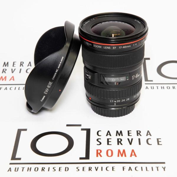 Canon EF 17-40mm F4L USM copia