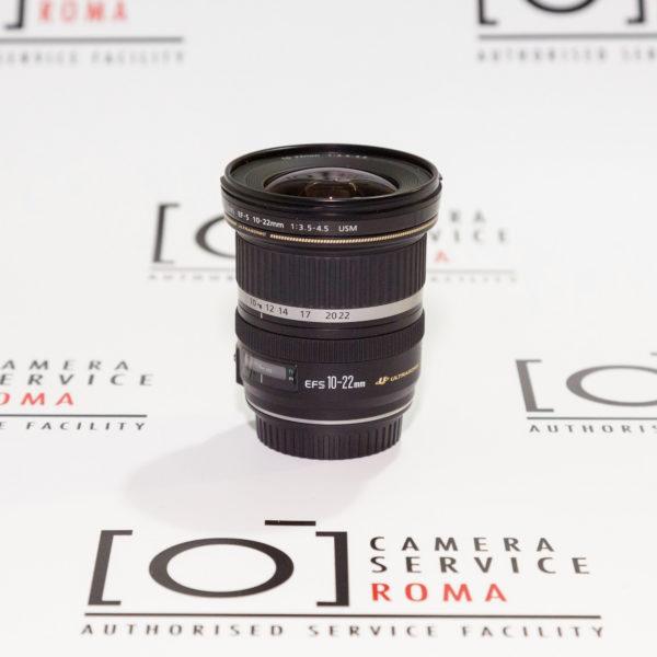 Canon EF-S 10-22mm USM usato