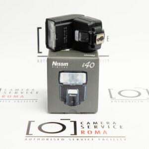 Flash Nissin i40 per Canon
