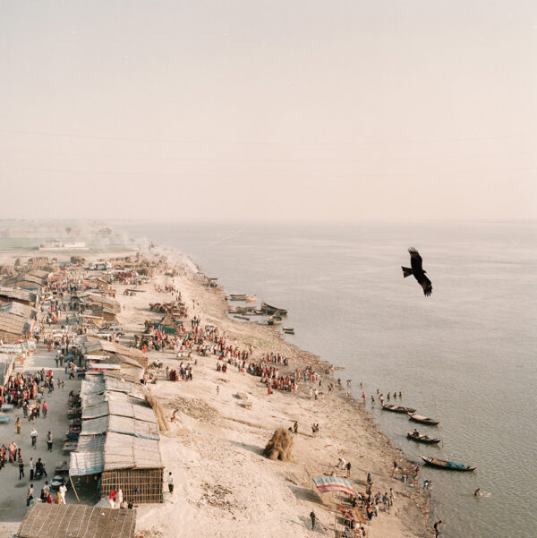 Along the Ganges, India, 2014
