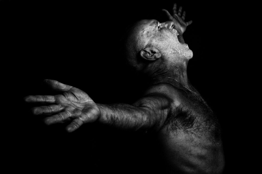 """Foto di Romeo Mancori, 1° classificato al concorso a tema """"Autoritratto"""" © Romeo Mancori"""