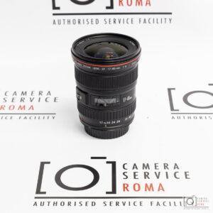 Canon EF 17-40mm usato garantito