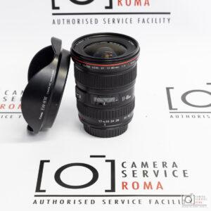 Canon EF 17-40mm usato garantito_2