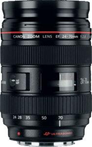 Canon 24-70mm f:2.8L