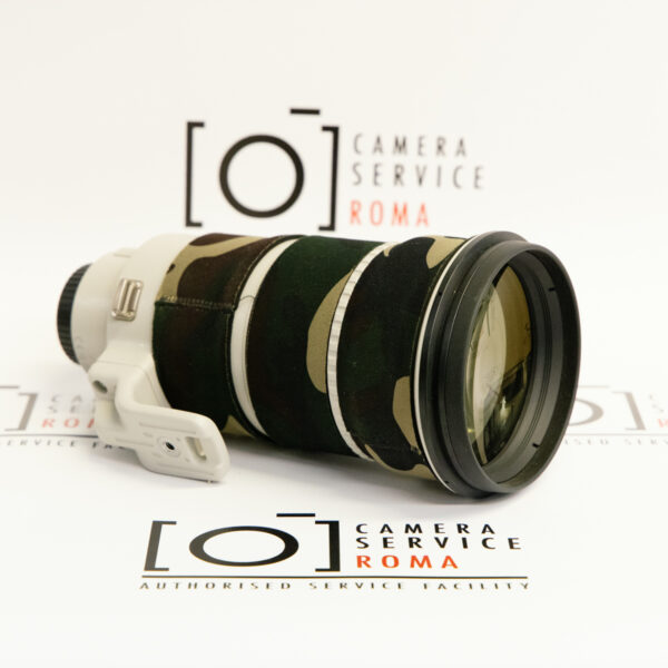 Canon EF 300 mm f/2.8L IS II USM lente usato