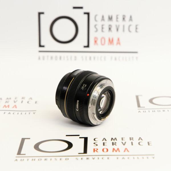 Canon EF 50mm f/1.4 retro usato