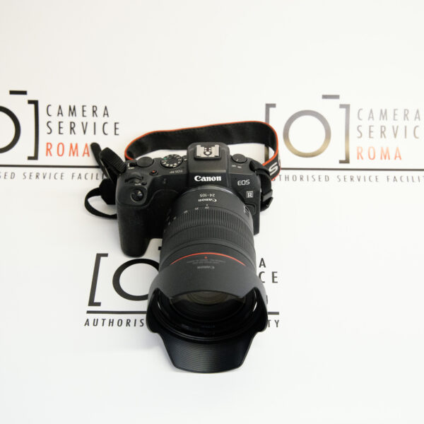 CANO EOS RP+RF 24-105mm fronte