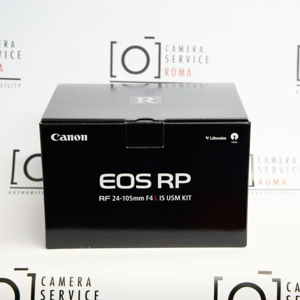CANO EOS RP scatola