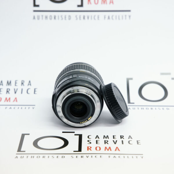 Canon EF-S 17-85mm f/4-5.6 IS USM retro
